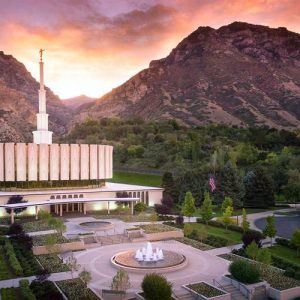 provo-temple-sunrise-aerial
