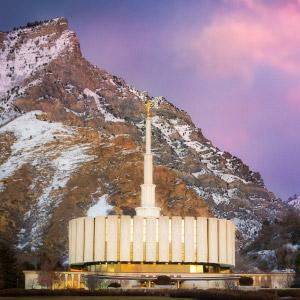 provo-temple-winter-sunset