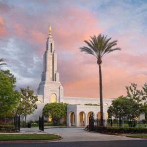 redlands-temple-summer-sunrise