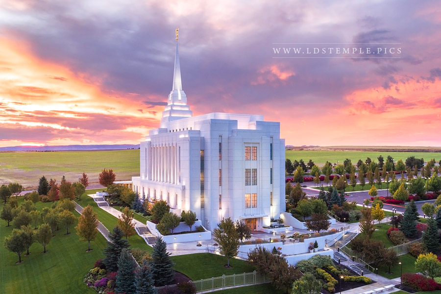 Rexburg Temple – Greater Heights