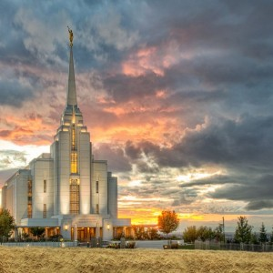 rexburg-temple-harvest-sunset