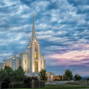 rexburg-temple-stormy-sunset