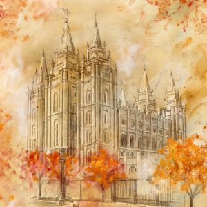 salt-lake-temple-autumn-temple-square-cold-wax-oil-painting