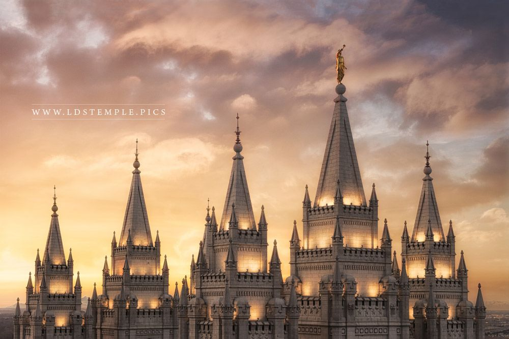 4 Symbols To Look For Next Time Youre Outside A Temple Lds Temple
