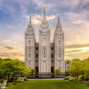 salt-lake-temple-summer-sunset-west