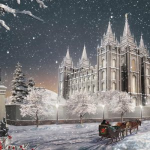 salt-lake-temple-winter-sled-painting