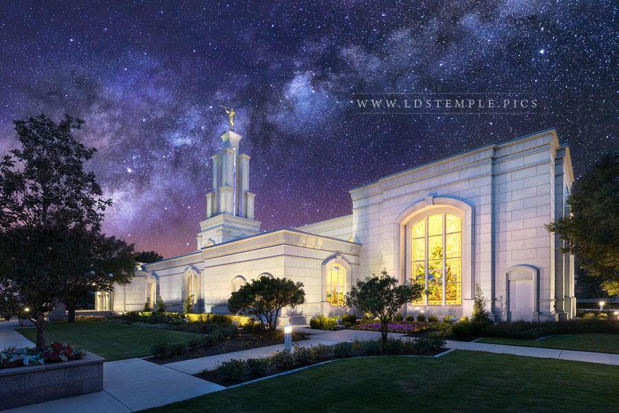 San Antonio Temple – For Eternity