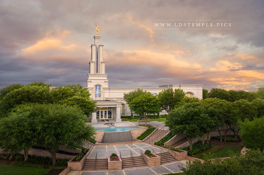 San Antonio Temple – Heavenly Light