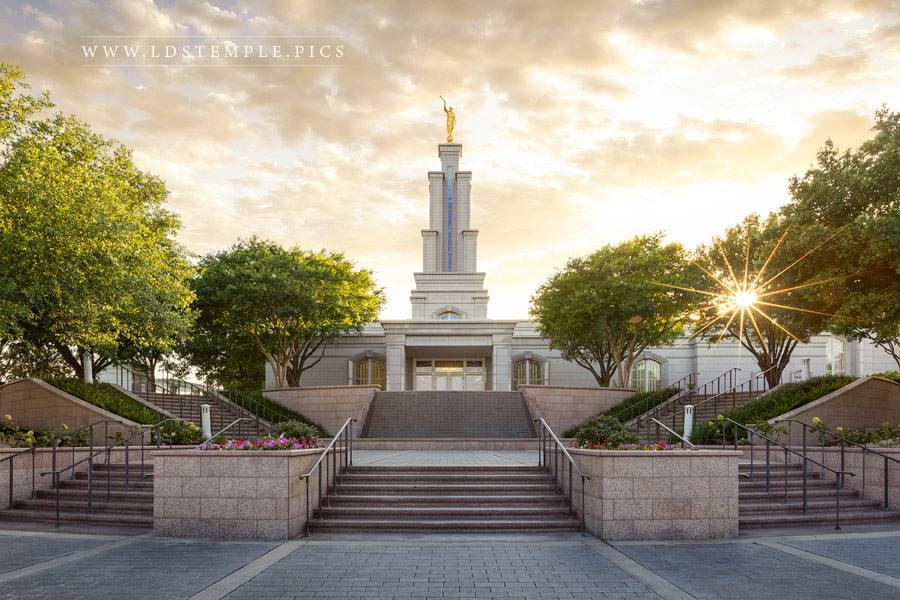 San Antonio Temple – Radiance