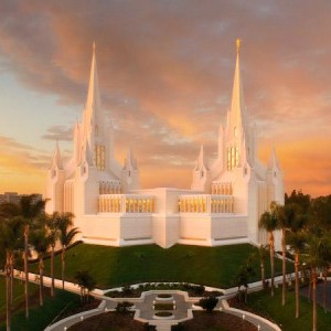 san-diego-temple-aerial-autumn-sunset