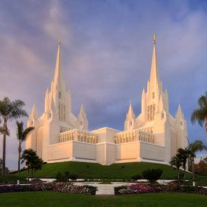 san-diego-temple-summer-glow