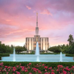 seattle-temple-sunrise-glow