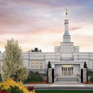 spokane-temple-sunrise-painting
