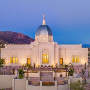 tucson-temple-blue-hour