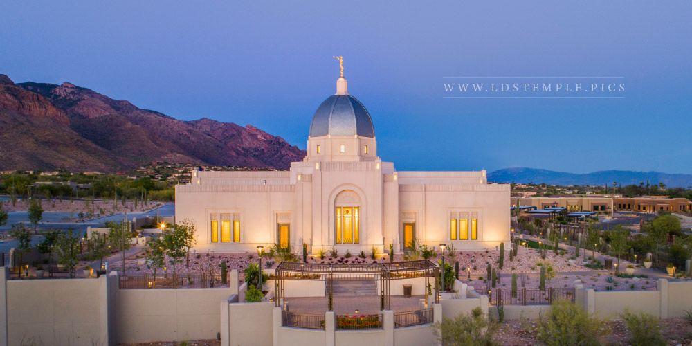 Tucson temple blue hour lds temple pictures tucson temple blue hour solutioingenieria Gallery