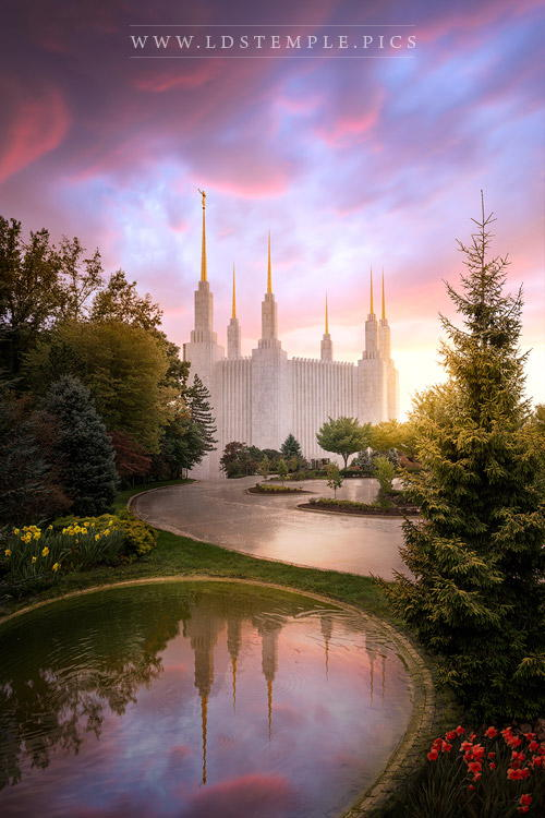 9 Pictures Of The Washington Dc Temple You Haven T Seen