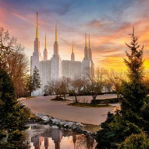 washington-dc-temple-winter-sunset